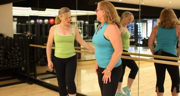 Exercises & Fitness for the Elderly Over 60 : Training Exercises
