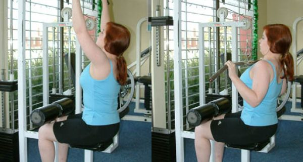 Pulldown Exercise